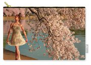 Cherry Blossoms 2013 - 082 Carry-all Pouch