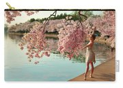 Cherry Blossoms 2013 - 085 Carry-all Pouch