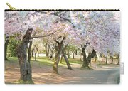 Cherry Blossoms 2013 - 099 Carry-all Pouch