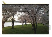 Cherry Blossoms Along The Potomac Carry-all Pouch