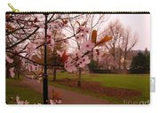 Cherry Blossoms At Kirkland In Kendal Carry-all Pouch