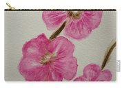 Cherry Blossoms Blooming  Carry-all Pouch