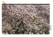 Cherry Blossoms Grace Arlington National Cemetery Carry-all Pouch