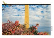 Cherry Blossoms In Washington Carry-all Pouch