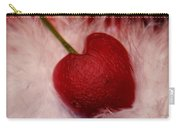 Cherry Heart Carry-all Pouch