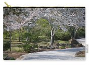 Cherry Lane Series  Picture G Carry-all Pouch