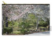 Cherry Lane Series  Picture H Carry-all Pouch