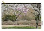 Cherry Lane Series  Picture I Carry-all Pouch