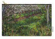 Cherry Orchard Evening Carry-all Pouch
