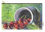 Cherry Pickins Carry-all Pouch