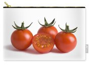 Cherry Tomatoes Cutout Carry-all Pouch