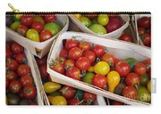 Cherry Tomatos Carry-all Pouch