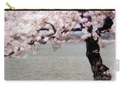 Cherry Tree And The Potomac Carry-all Pouch