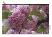 Cherry Tree Blossoms Carry-all Pouch