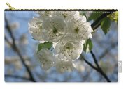 Cherry Tree Petals Carry-all Pouch