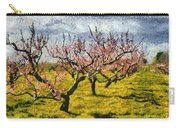 Cherry Trees 3.0 Carry-all Pouch