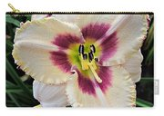 Cherryberry Daylily Carry-all Pouch