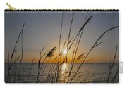 Chesapeak Bay At Sunrise Carry-all Pouch