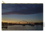 Chesapeake City Twilight Carry-all Pouch