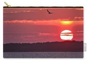 Chesapeake Sunset 1 Carry-all Pouch