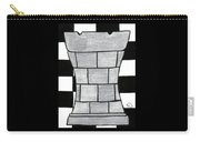 Chess Rook Carry-all Pouch