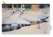 Chester Creek Shadows Carry-all Pouch