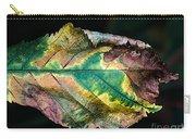 Chestnut Autumn Mosaic Carry-all Pouch