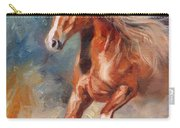 Chestnut Beauty Carry-all Pouch