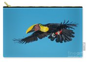 Chestnut-mandibled Toucan Flying Carry-all Pouch