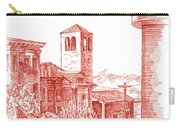 Chestnut Street In San Francisco  Carry-all Pouch