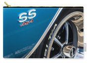 Chevelle Ss 454 Badge Carry-all Pouch