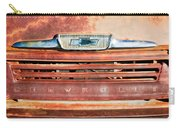 Chevrolet 31 Apache Pickup Truck Grille Emblem Carry-all Pouch