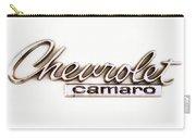 Chevrolet Camaro Emblem Carry-all Pouch
