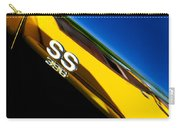 Chevrolet Chevelle Ss 396 Side Emblem Carry-all Pouch