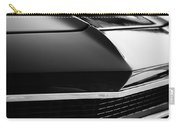 Chevrolet Chevelle Ss 398 Grille Emblem Carry-all Pouch