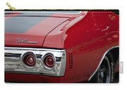 Chevrolet Chevelle Ss Taillight Emblem 3 Carry-all Pouch