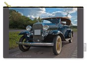 Chevrolet Confederate Ba Phaeton 1932 Carry-all Pouch