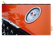 Chevrolet Corvette Hood Emblem Carry-all Pouch