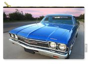 Chevrolet El Camino At Sunset Carry-all Pouch