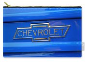 Chevrolet Emblem Carry-all Pouch
