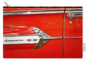 Chevrolet Impala Classic In Red Carry-all Pouch