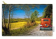 Chevy 34 Sweet Country Road Carry-all Pouch
