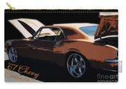 Chevy Camaro 67 Carry-all Pouch