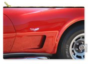 Chevy Corvette Carry-all Pouch