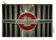 Chevy Emblem Carry-all Pouch by Paul Freidlund