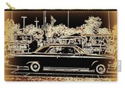 Chevy Glow Carry-all Pouch by Bobbee Rickard