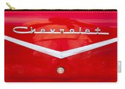 Chevy Logo 1957 Carry-all Pouch