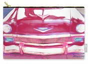 Chevy - Red Carry-all Pouch