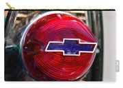 Chevy Red White And Blue Carry-all Pouch