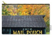 Chew Mail Pouch 2 Carry-all Pouch